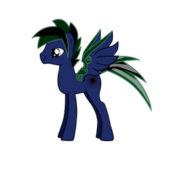 Meet my OC: Blitz Flare (Updated) by k0k0t0