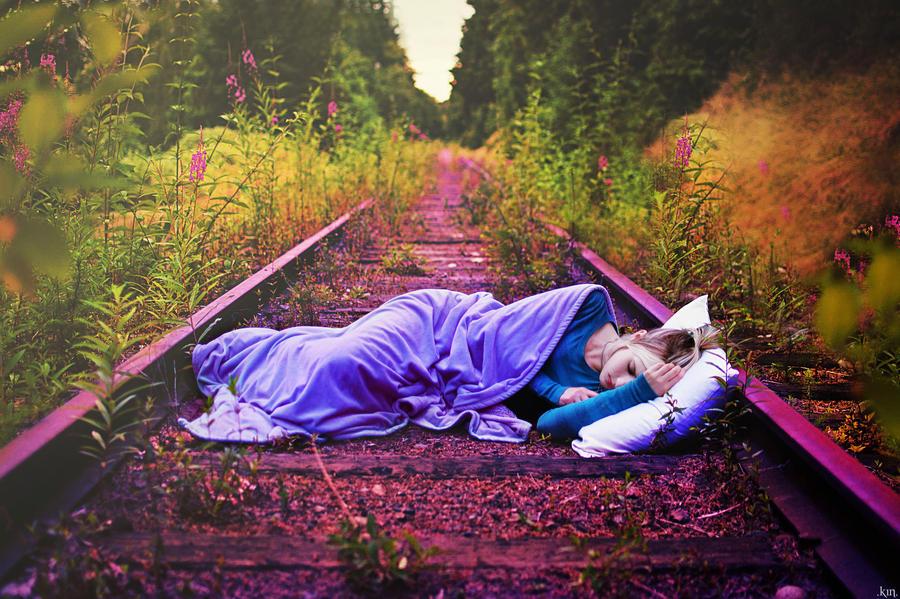 .sleep tracks.