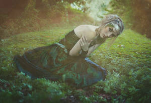 In the Forest Lies Her Comfort