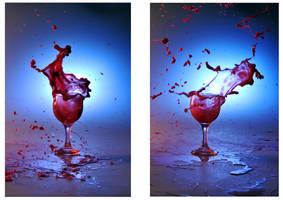 Redblue by civciv337