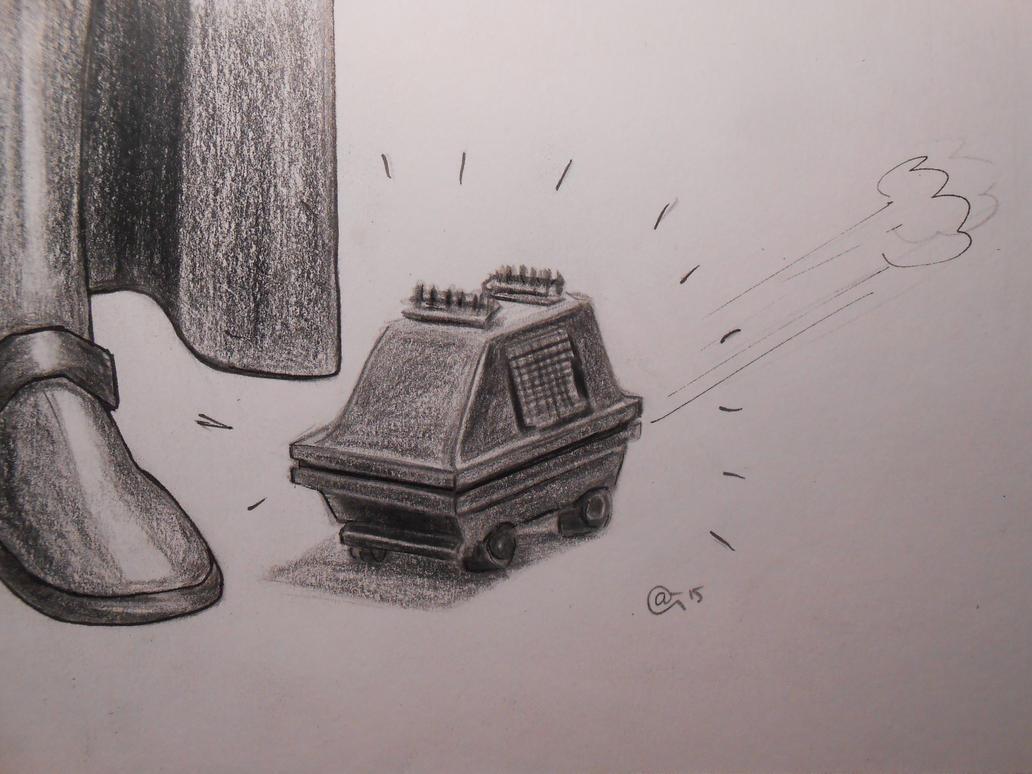 le petit aspirateur de l 39 etoile noire by ezabora on. Black Bedroom Furniture Sets. Home Design Ideas
