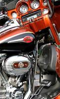 Harley Davidson by MisterMoka