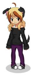 Isn't she cute? by MisterMoka