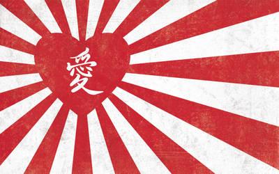 Love Japan by MisterMoka