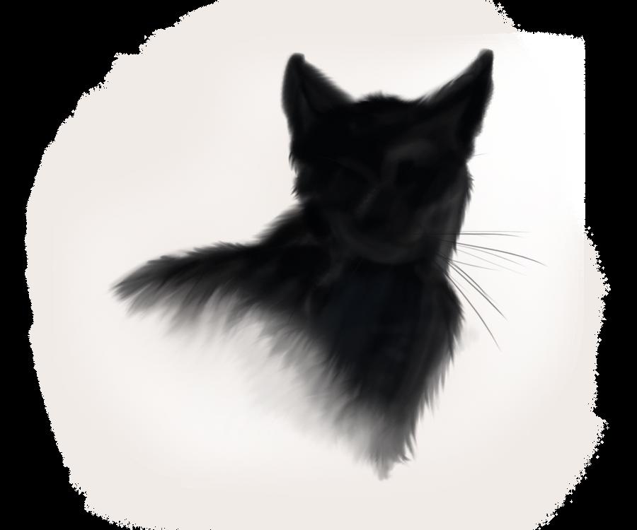 The Black Cat Logo by Akissi on DeviantArt