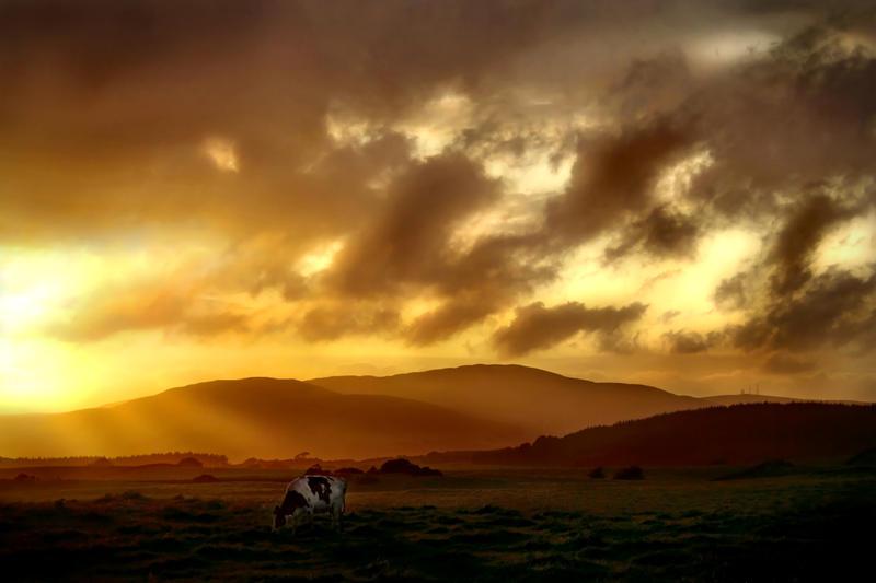 Cairnsmore Horizon: stormchase by Coigach