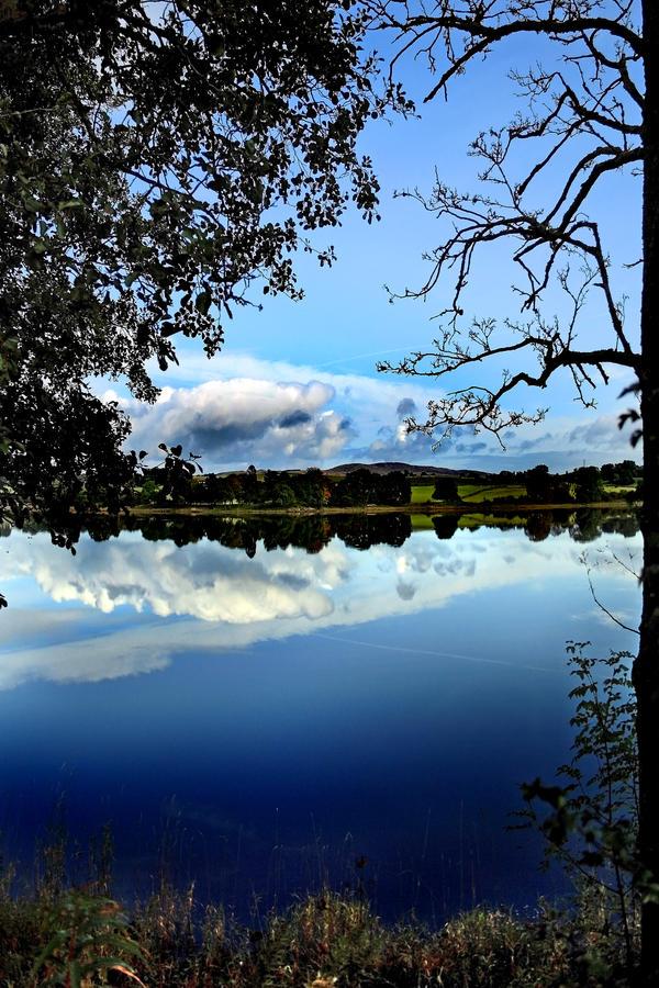 Loch: deep still water by Coigach
