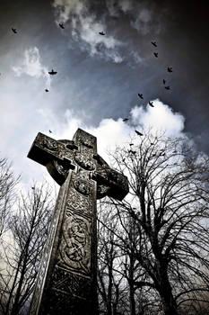 Crows+Celtic Cross