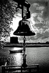 Threave Castle: keeper's bell