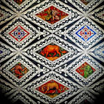 Waltham Abbey: Zodiac Ceiling by Coigach