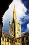 Norwich: dreaming spire