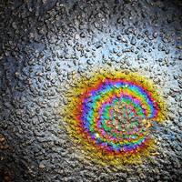Tarmac Rainbow by Coigach