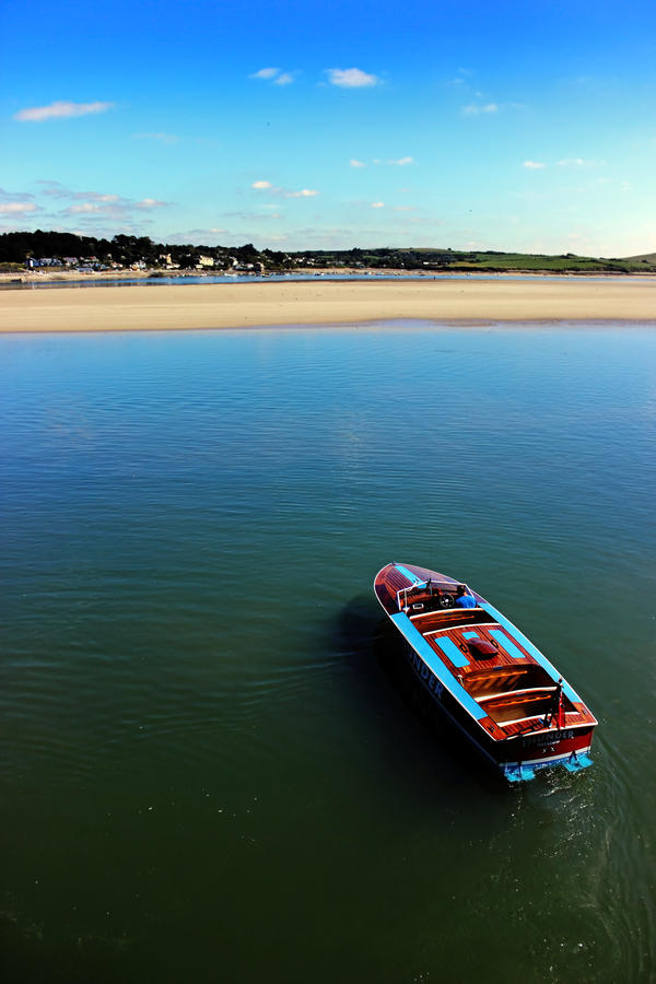 Padstow Ferry by Coigach