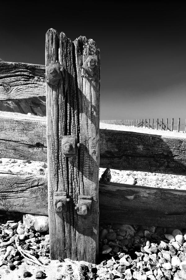 Happisburgh posts 2 by Coigach
