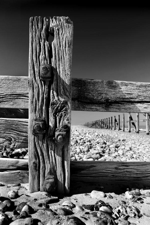 Happisburgh posts 3 by Coigach
