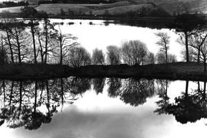 Killington Dawn Monochrome by Coigach
