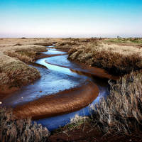 Blakeney: Glaven Estuary by Coigach