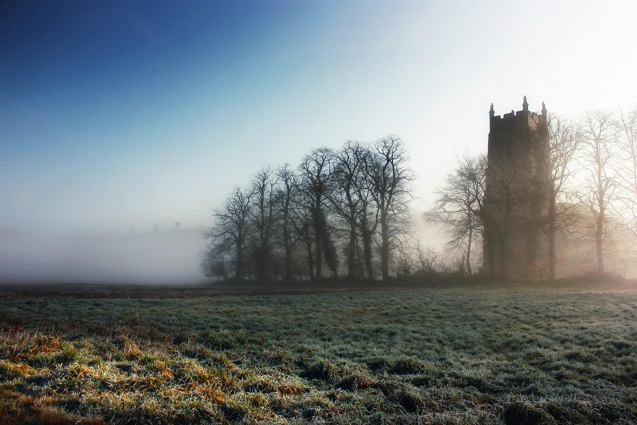 Church+Mist - Norfolk, UK
