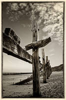 Norfolk Coast Post2: Mundesley by Coigach