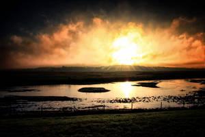 Blakeney Sundown2: Norfolk UK by Coigach