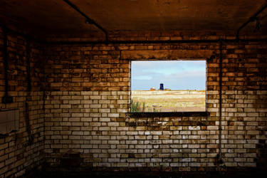 Picture Window - Orford Ness by Coigach