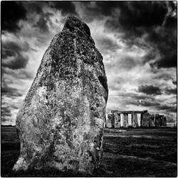 Henge 3: Heel Stone Perspective by Coigach