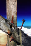 Happisburgh Post by Coigach