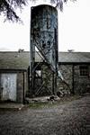 Cumbria: Silo + Sheep Dog by Coigach