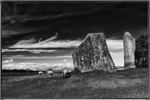 Avebury Monochrome