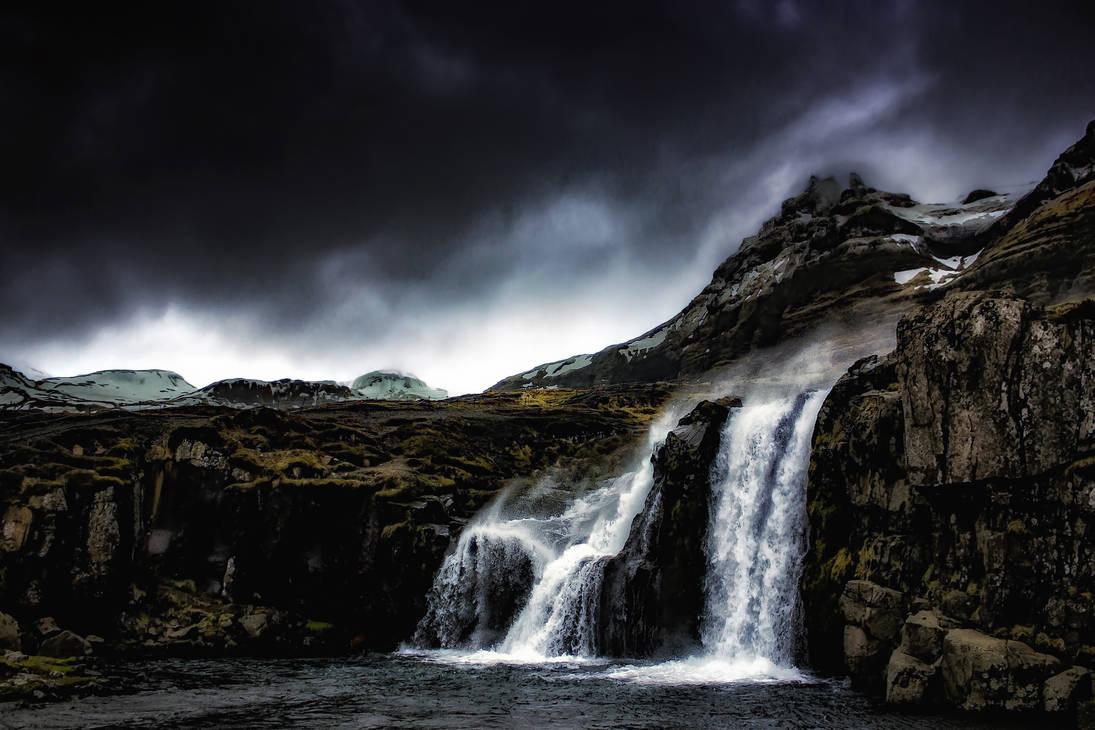 Return to Kirkjufellsfoss