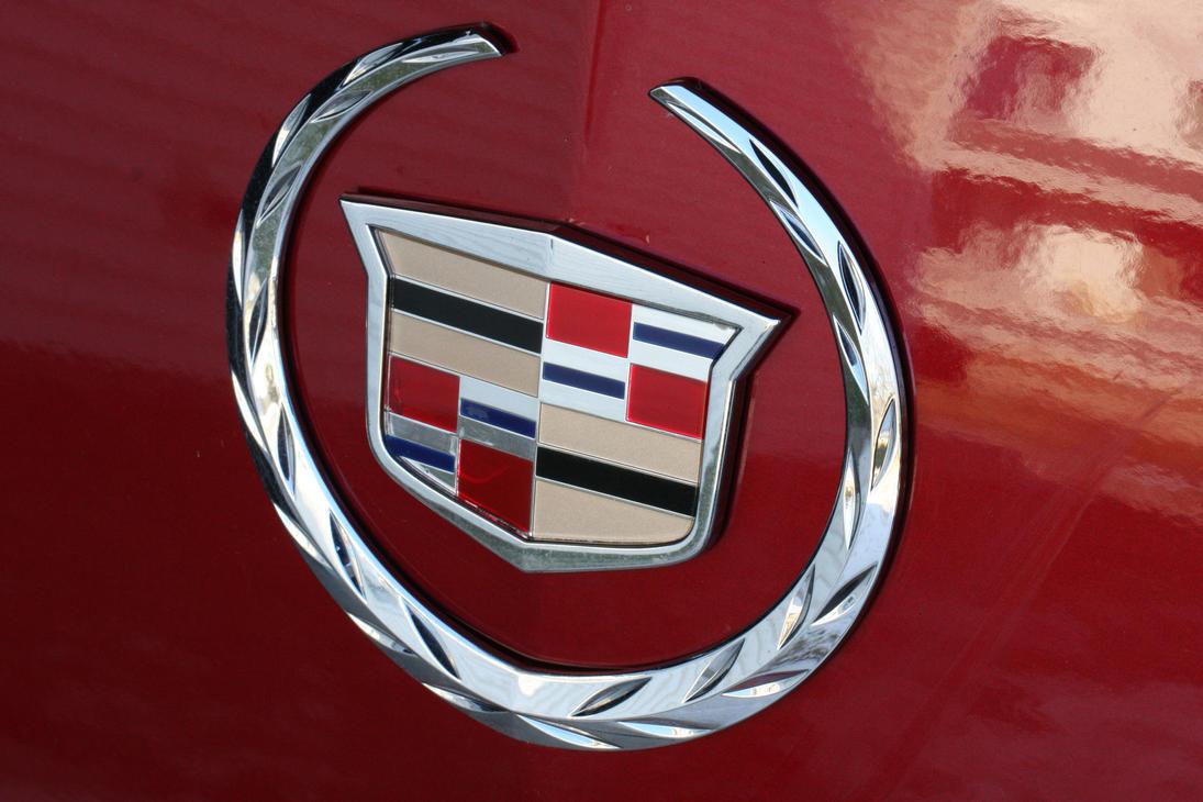 Cadillac Emblem Drawing