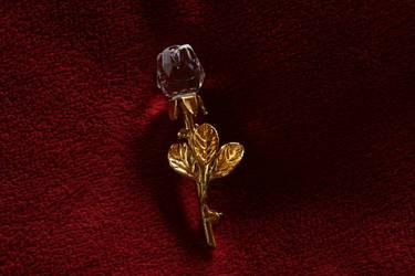 Crystal Rose by mitsubishiman