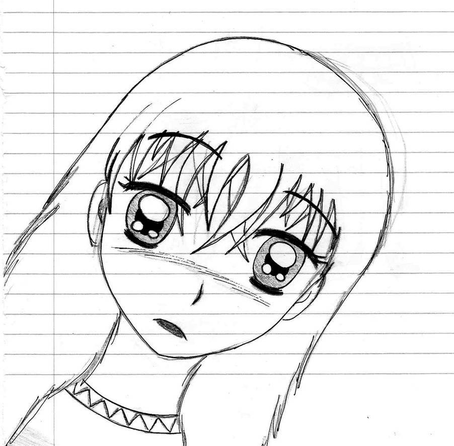 I miei disegni manga by elypinkpunk