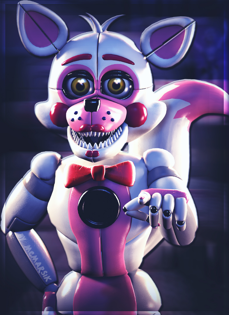 Sfm fnaf you are the cute one by mcmarsik on deviantart - Fnaf cute pictures ...