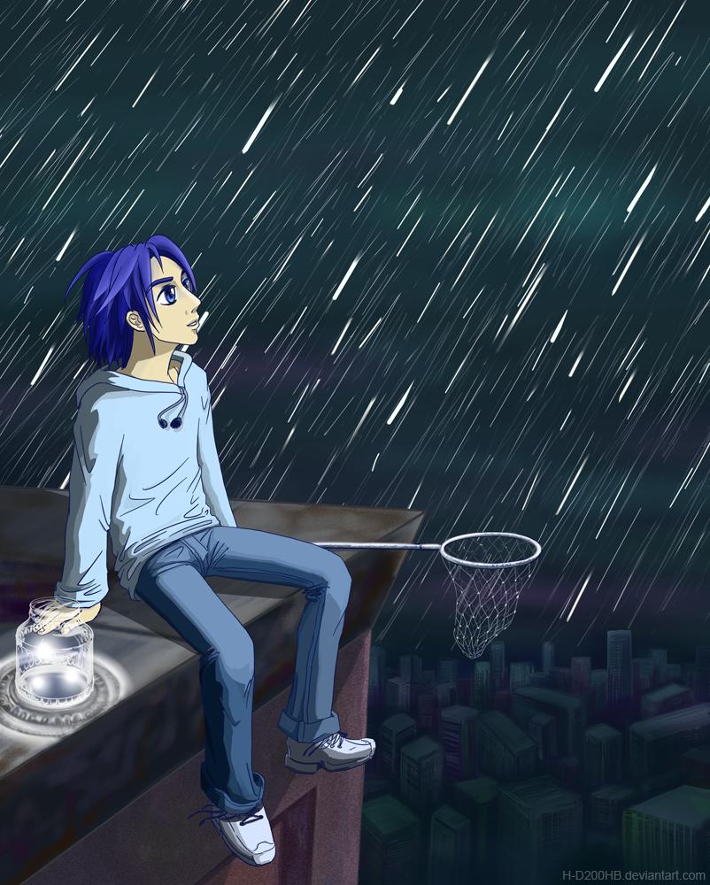 Star Catcher by Ashdei-san