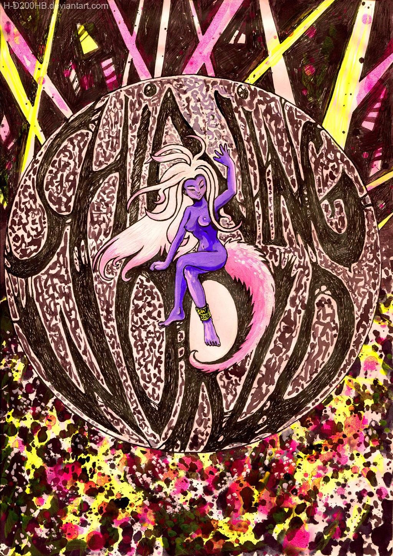 Motivational poster I: Shining World by Ashdei-san