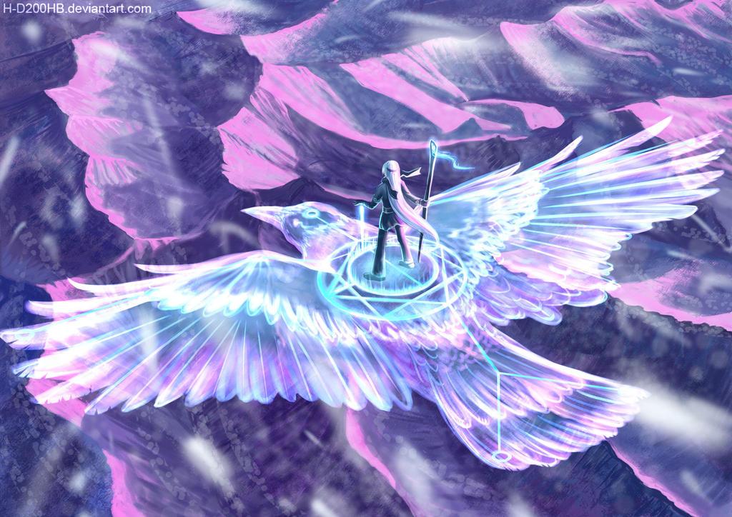 Levitation Magic by Ashdei-san