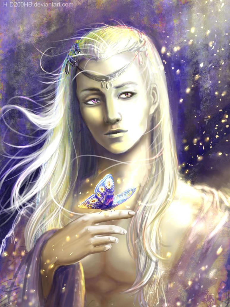 Butterfly by Ashdei-san
