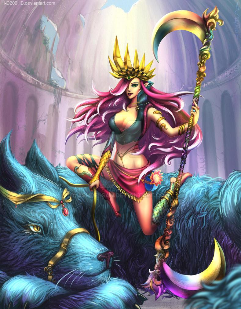 Beast Master by Ashdei-san