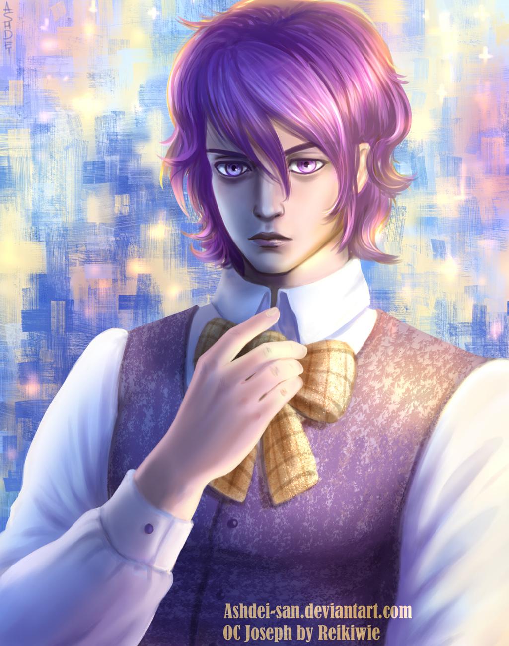 Grumpy Jo by Ashdei-san