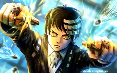 Death The Kid by Ashdei-san