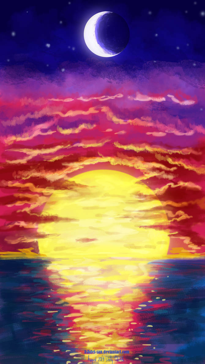 Injured Sun by Ashdei-san