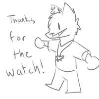 Danke Watch! by doonser