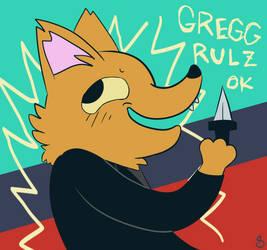 GREGG RULZ OK