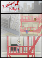 Zombie Killers Page 42 by MinorDiscrepancy