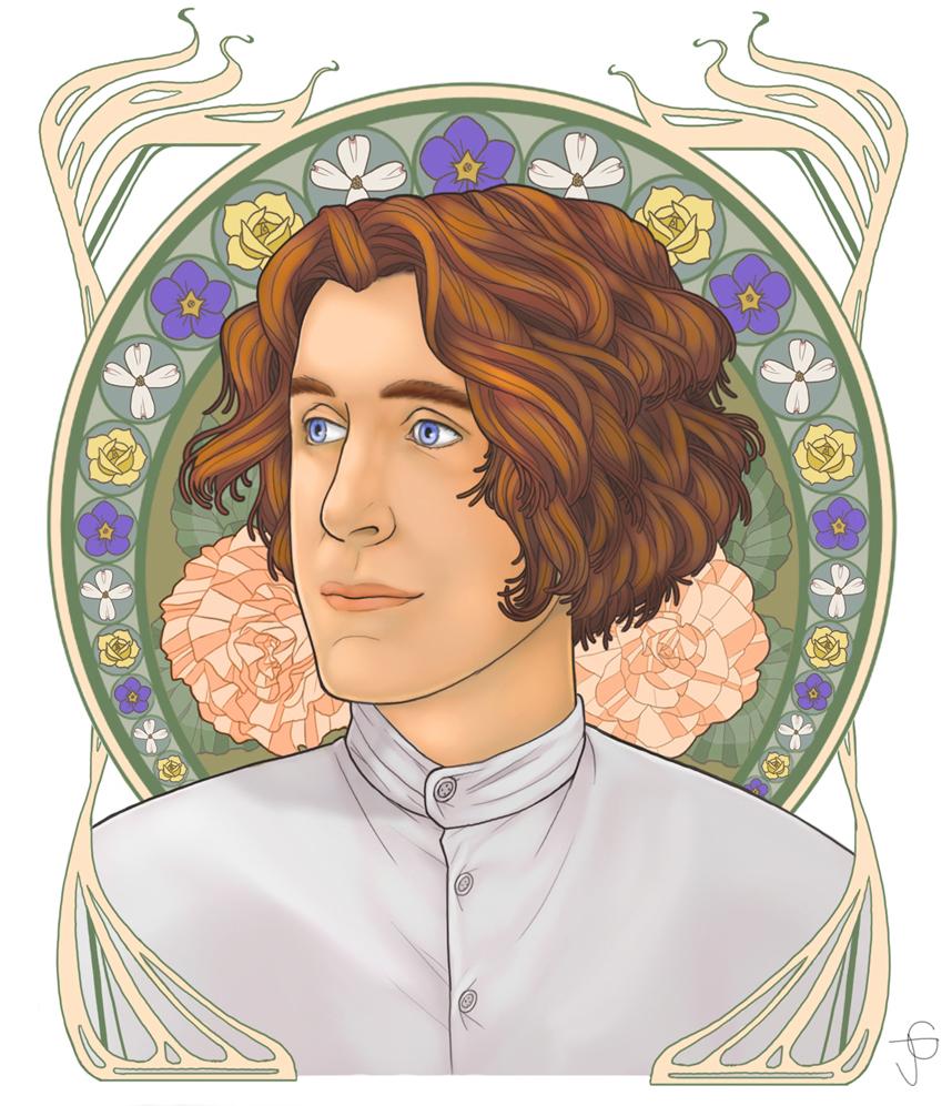 Flower Portrait by MinorDiscrepancy