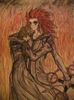 Sacrifice for You by CrimsonSquadRecorder
