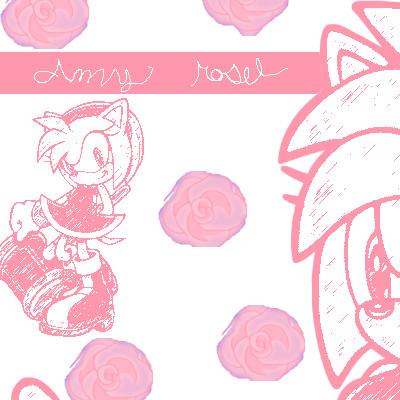 Amy rose wallpaper by amy rose fanclub on deviantart amy rose wallpaper voltagebd Gallery