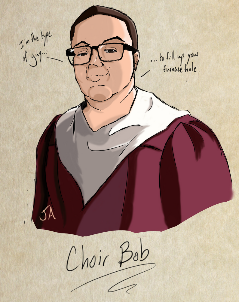 choir bob muyskerm by tact1kalxfa1l on deviantart