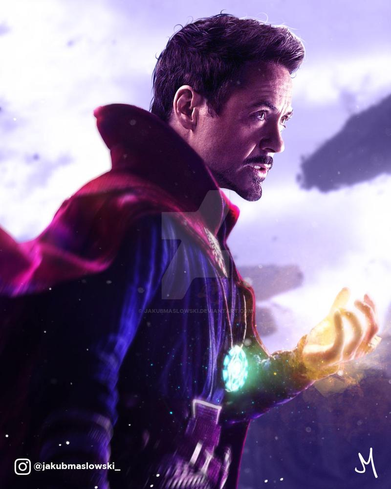 Doctor Stark by jakubmaslowski